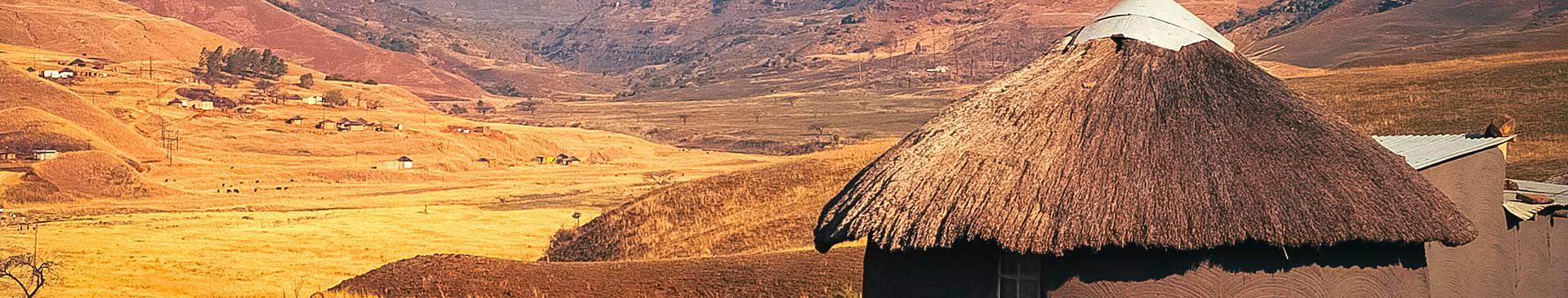 Afrique du Sud avec un guide