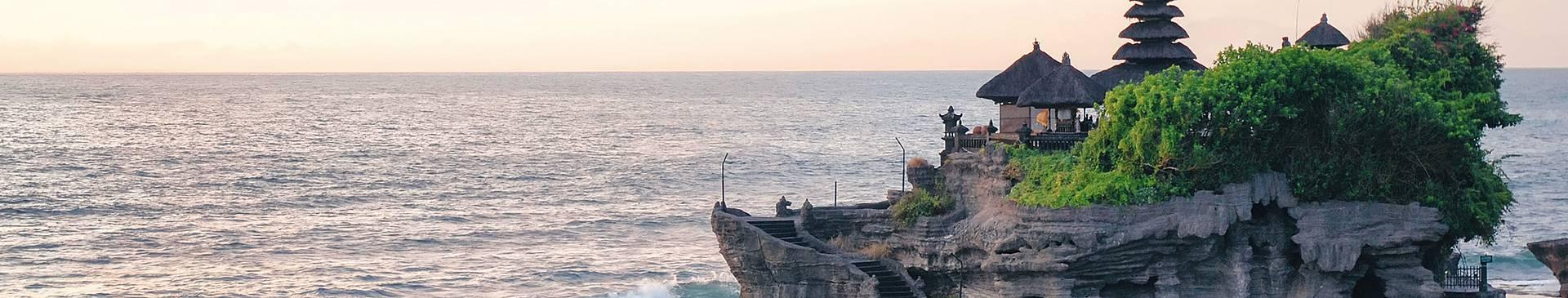 Découverte des îles de Bali