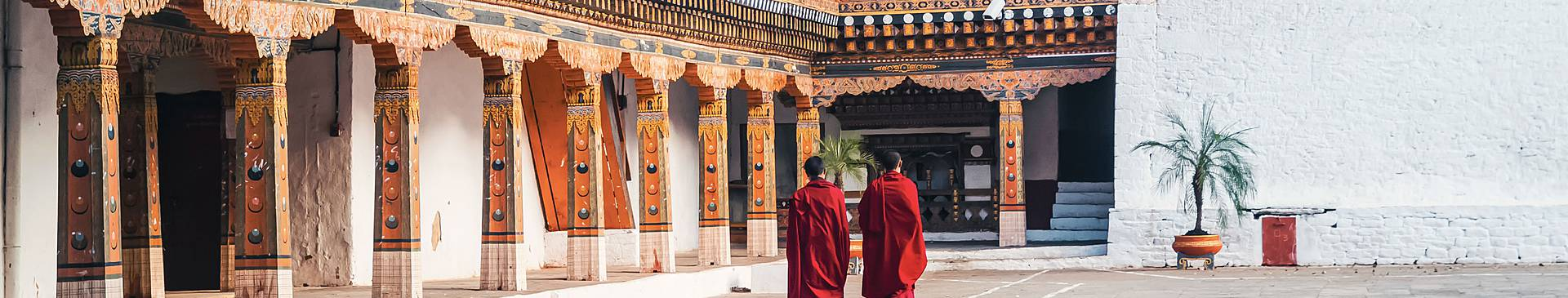Bhoutan avec un guide