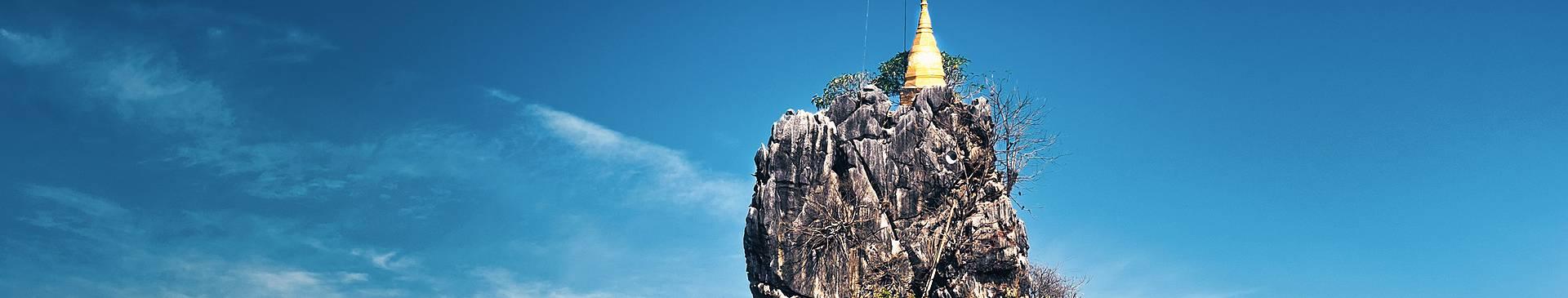 Birmanie avec un guide