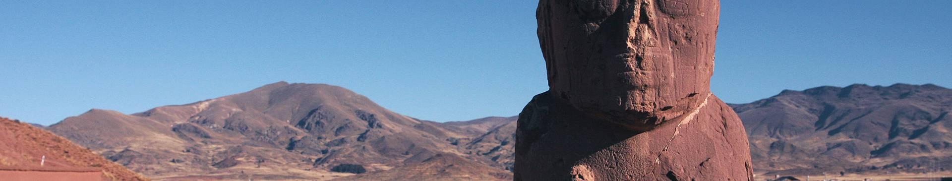 Bolivie avec un guide
