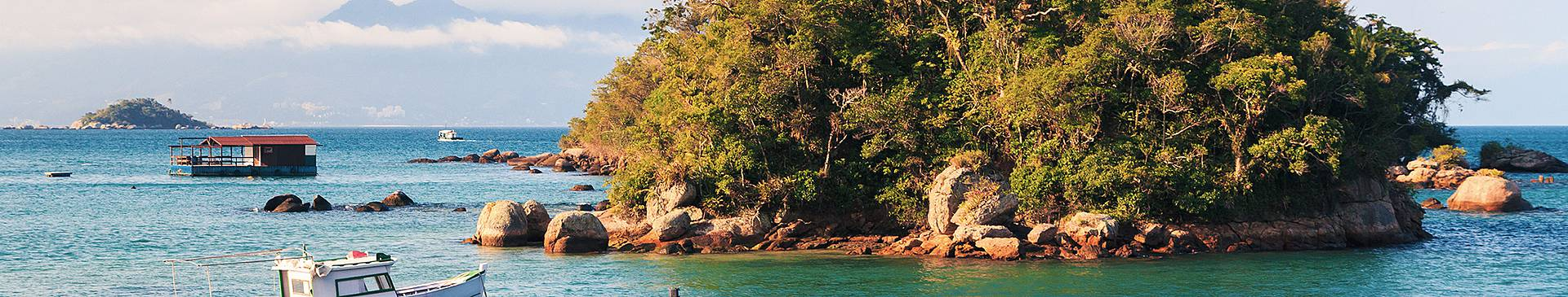 Découverte des îles du Brésil