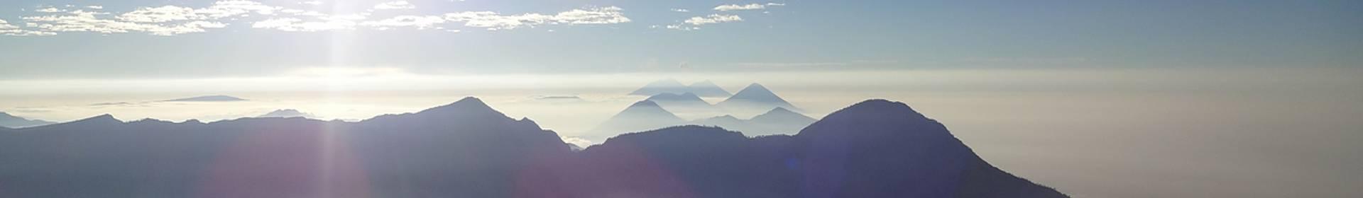 Volcán Santa María