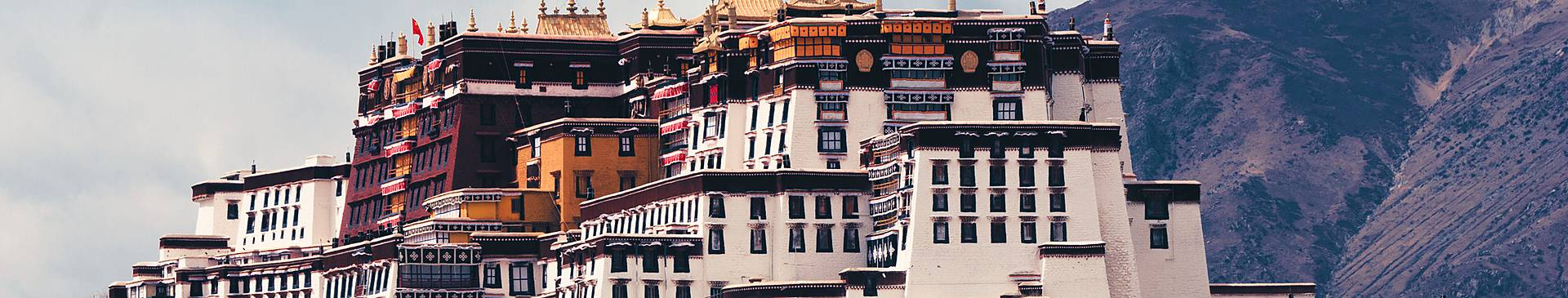 Historical sites in Tibet