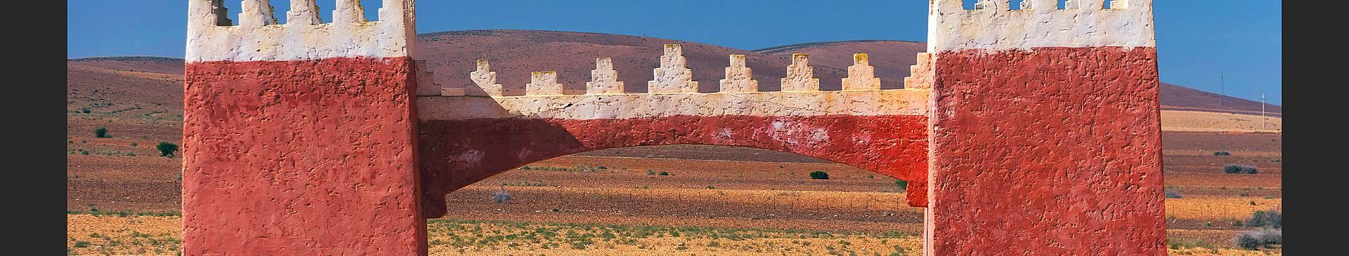 Due settimane in Marocco