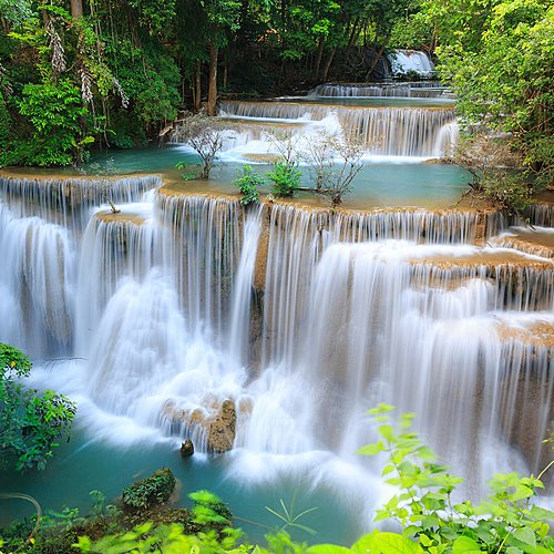 Eco-aventure dans le Nord entre amis - Bangkok -