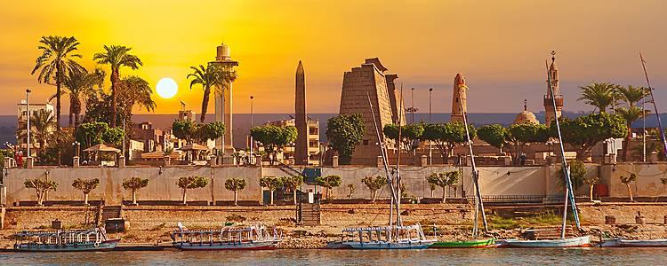 Viaggio in gruppo con crociera sul Nilo e estensione al mare