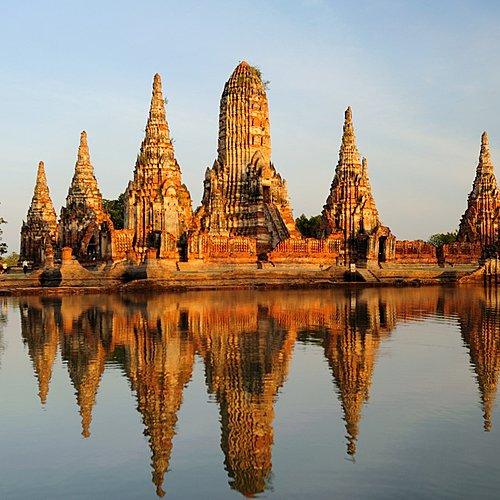 Les terres du Nord- Est à deux - Bangkok -