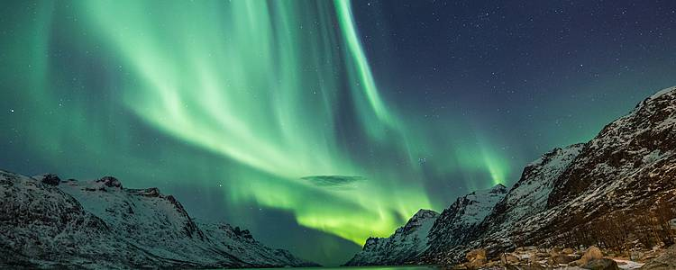 Invierno mágico en Noruega y Laponia