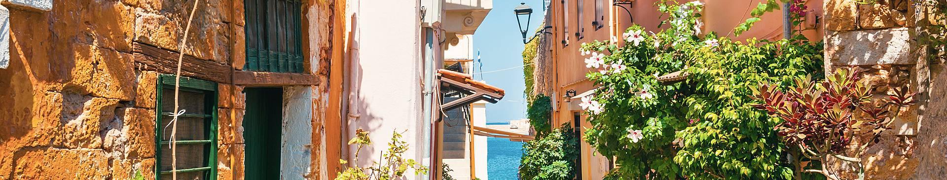 15 jours en Crète