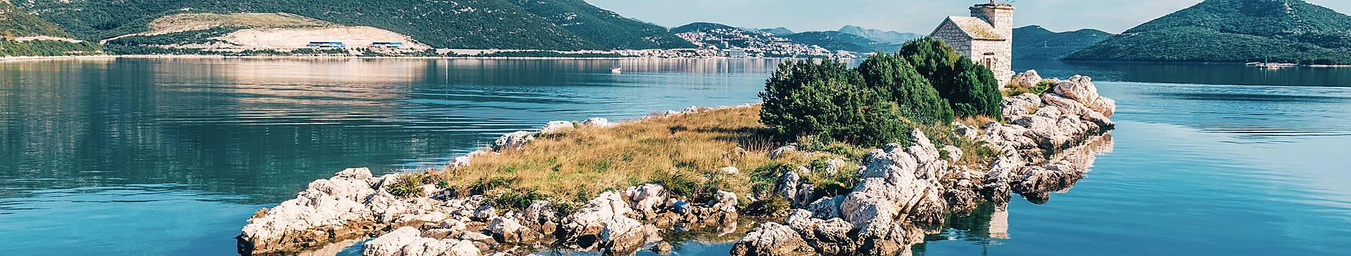 Découverte des îles de Croatie