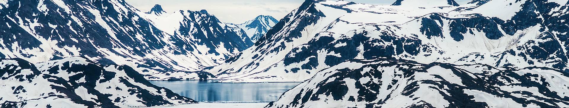Découverte des îles du Groenland