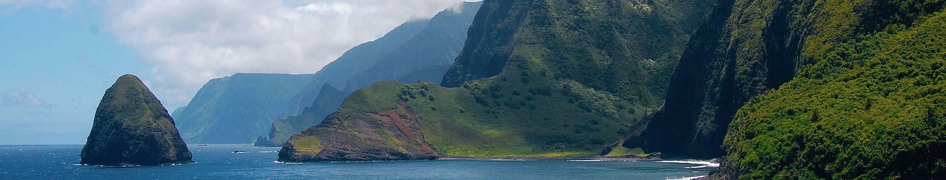 Découverte des îles d'Hawaï