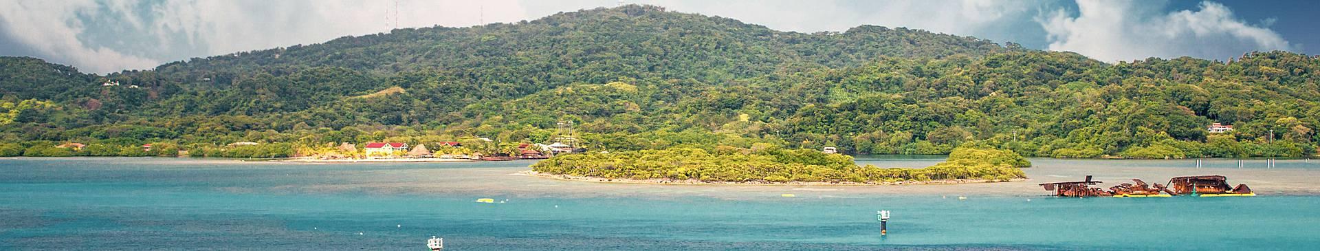 Découverte des îles du Honduras