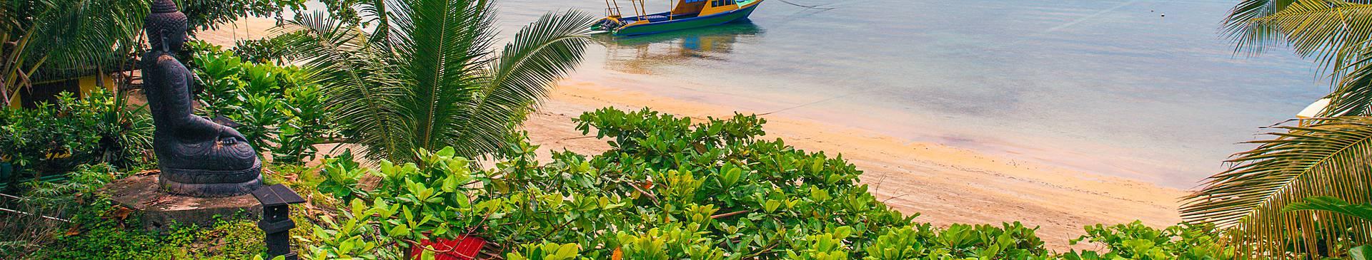 Découverte des îles d'Indonésie