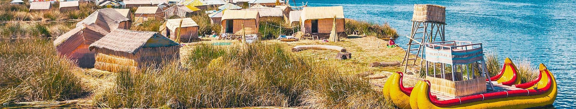Inseln Peru Reisen