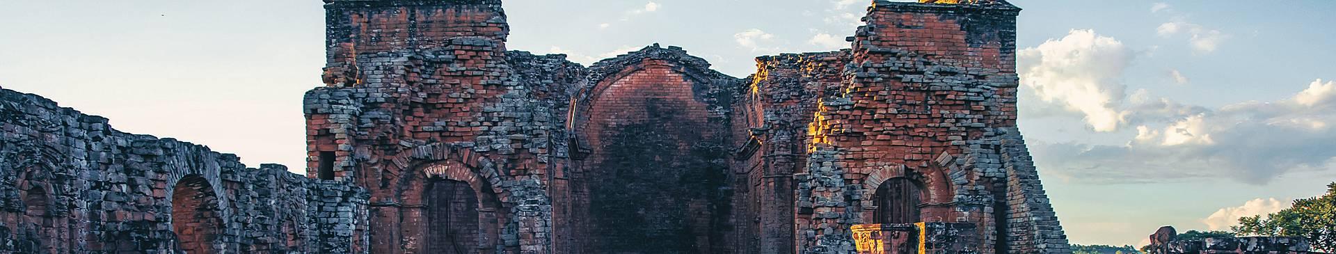Historical sites in Uruguay