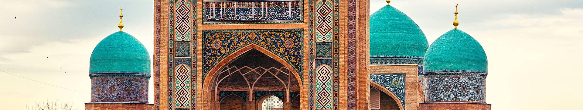Cities in Uzbekistan
