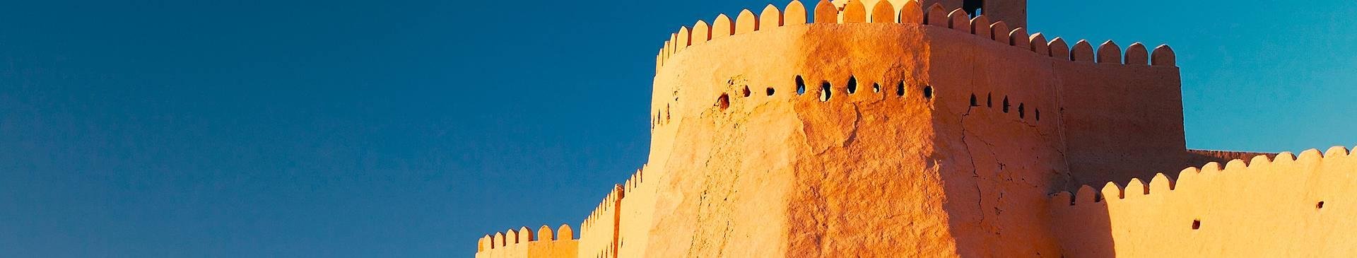 Historical sites in Uzbekistan