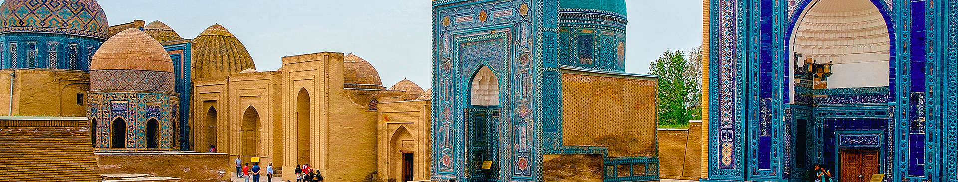 Guided tours in Uzbekistan