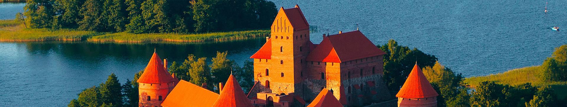 Découverte des îles de Lituanie