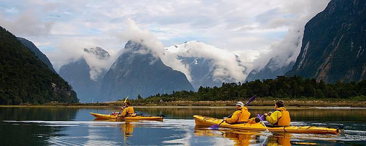 Natur und Abenteuer in atemberaubender Landschaft
