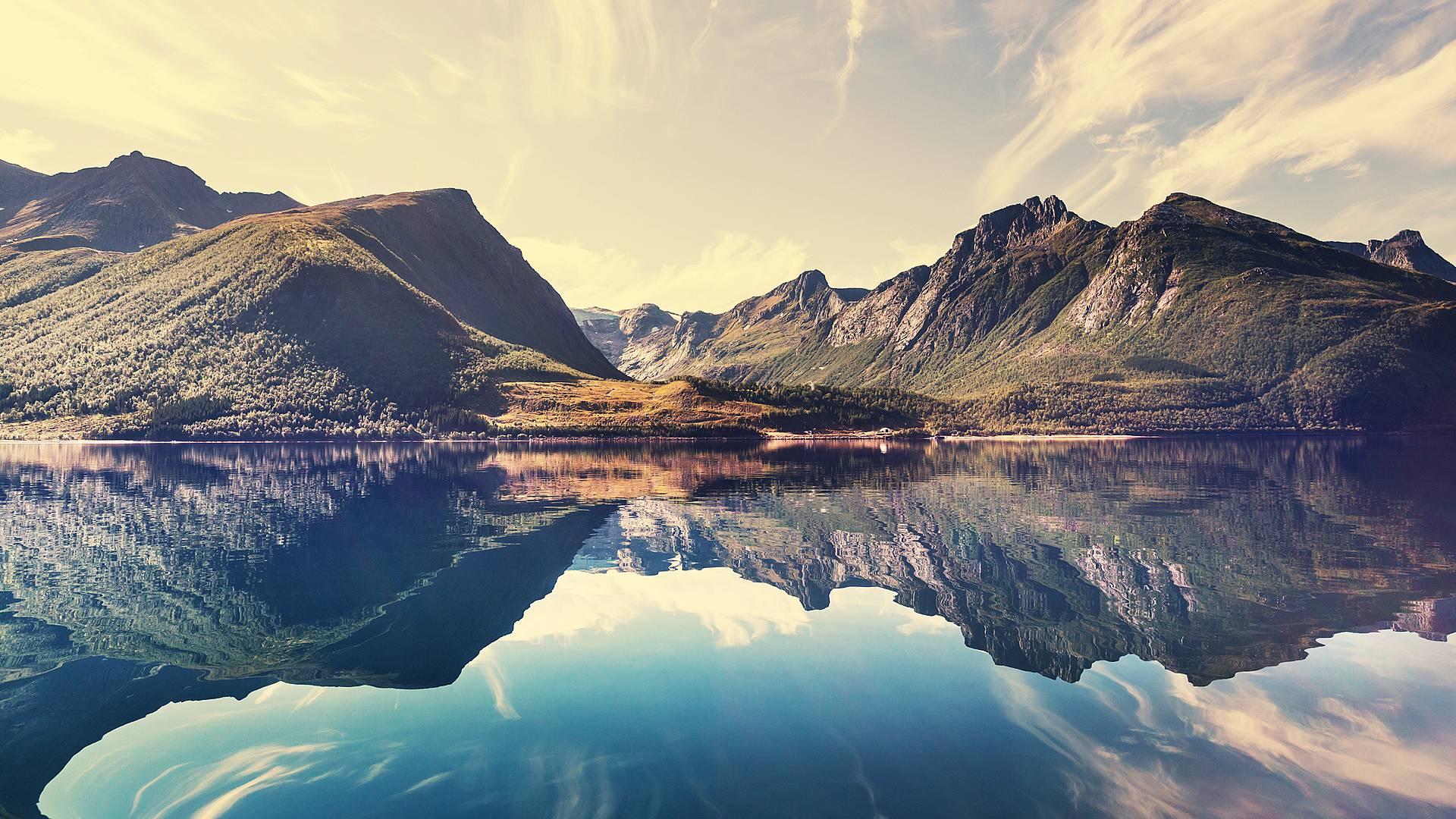 Das pittoreske Norwegen auf exklusive Art