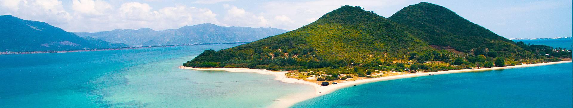 Island tours in Vietnam