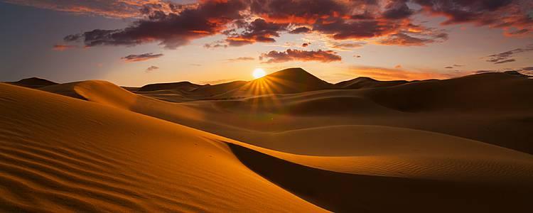 Avventura nel deserto