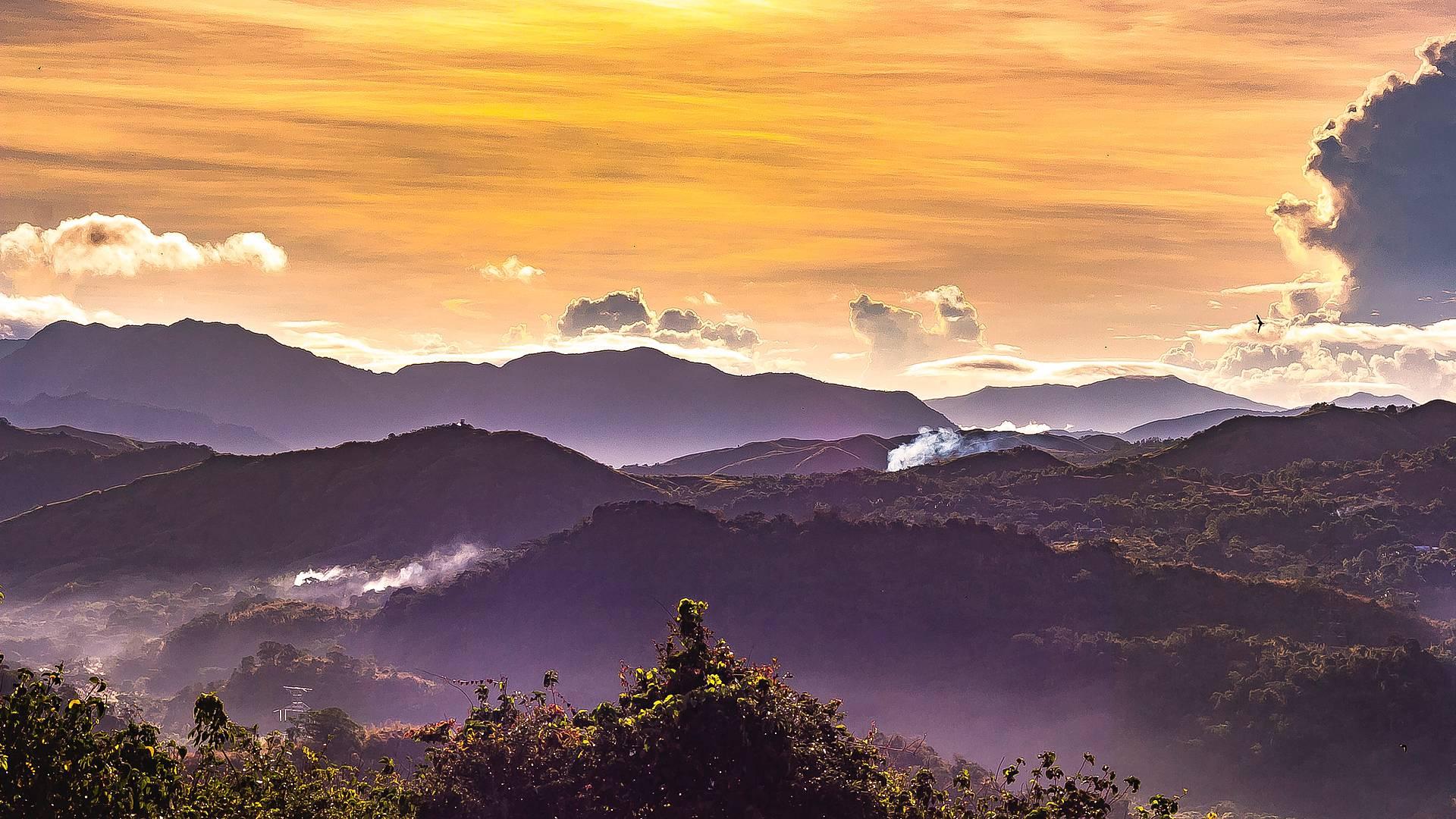 I paesaggi incantati della cordillera di Luzon