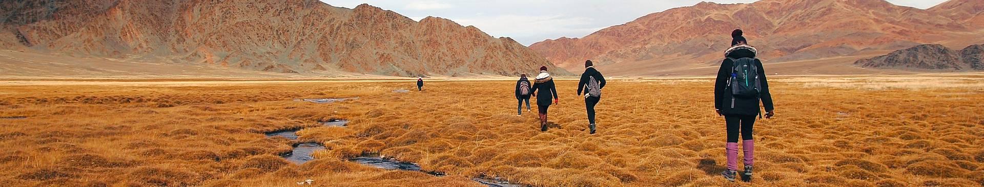 Gruppenreisen Mongolei