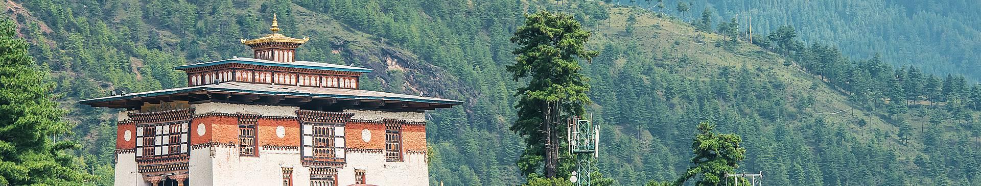 Eine Woche in den Bhutan