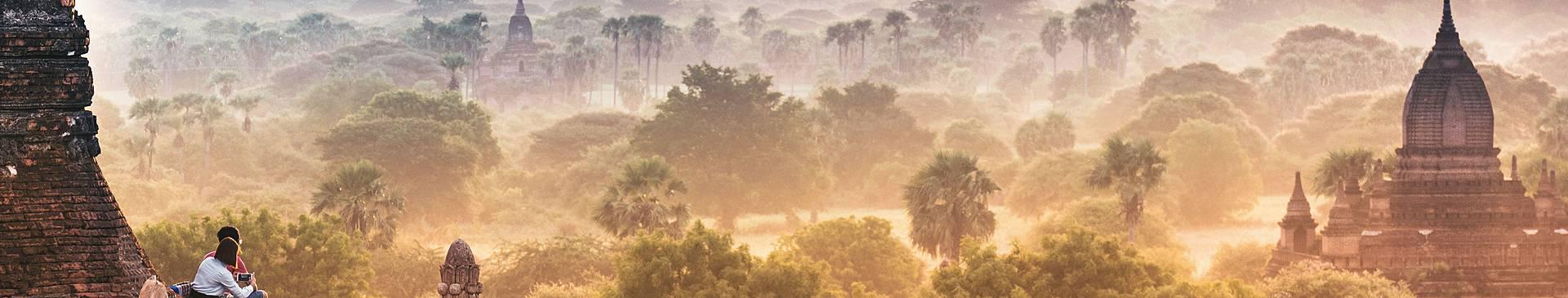 Eine Woche nach Myanmar