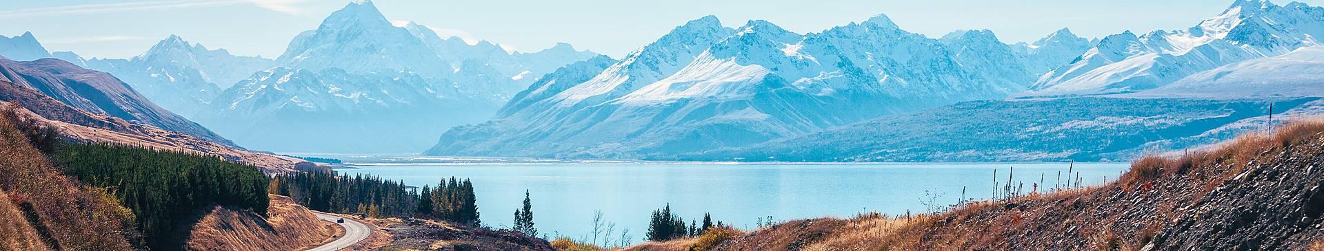 New Zealand road trips