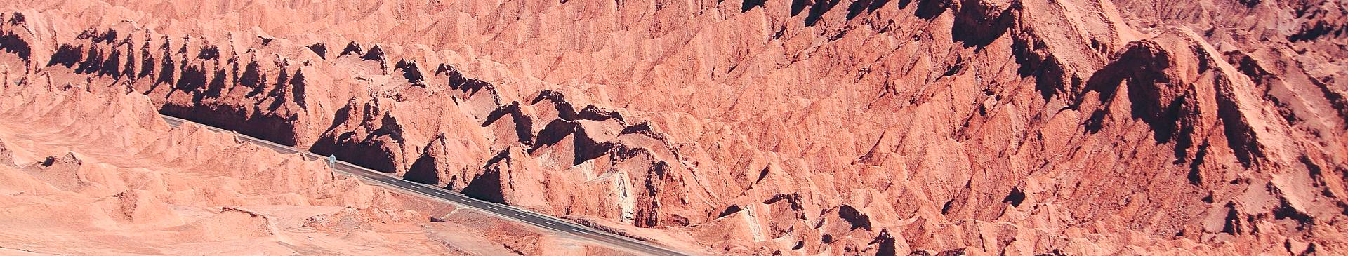 Road Trips in Chile