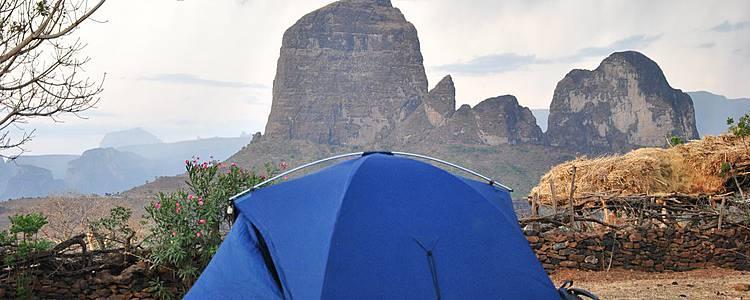 Trekking auf dem Dach Afrikas