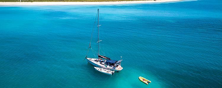 Croisière en voilier à Los Roques, un goût de paradis!