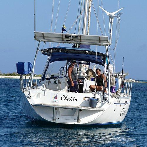 Croisière en voilier de Los Roques à Bonaire - Caracas -