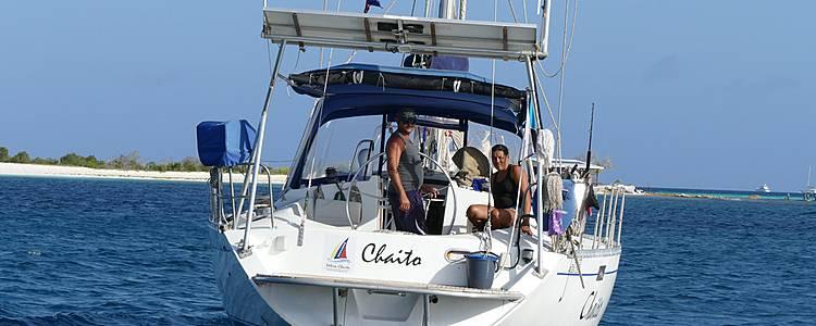 Croisière en voilier de Los Roques à Bonaire