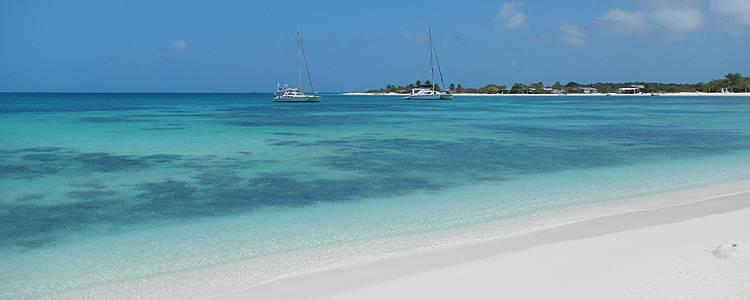 Croisière en catamaran à Los Roques, un goût de paradis !