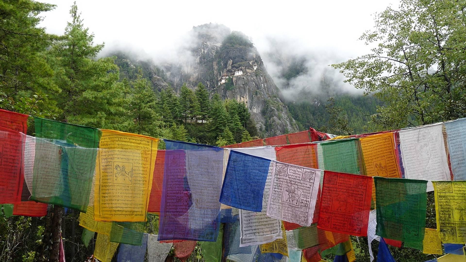 Combiné Népal - Bhoutan, de la vallée de Katmandou au nid du Tigre