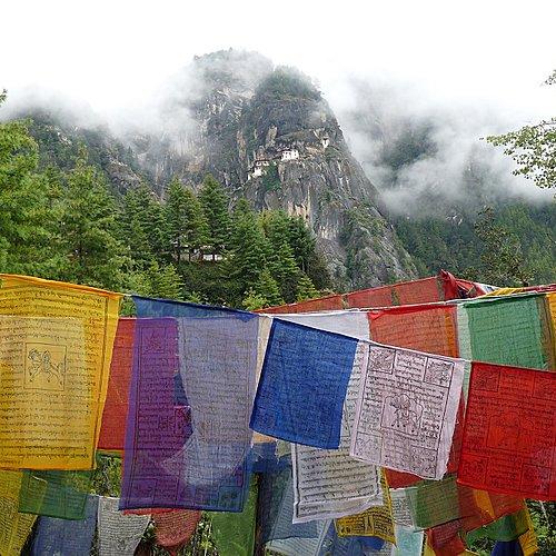 Combiné Népal - Bhoutan, de la vallée de Katmandou au nid du Tigre - Katmandou -