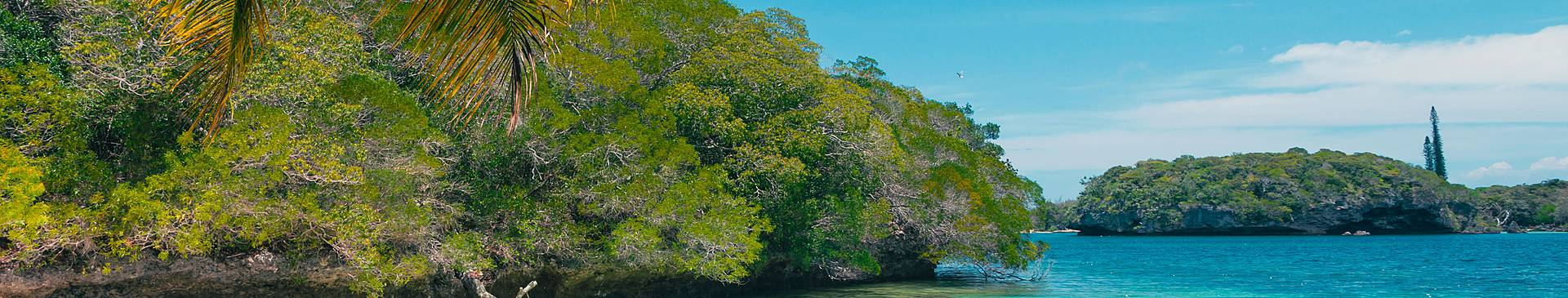 Voyage plage en Nouvelle Calédonie