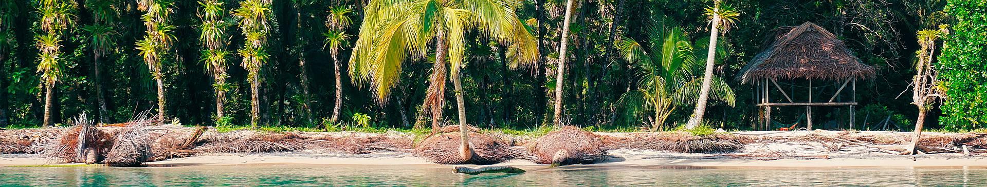 Découverte des îles du Panama