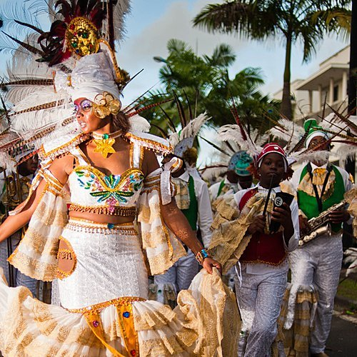 Au rythme du carnaval -