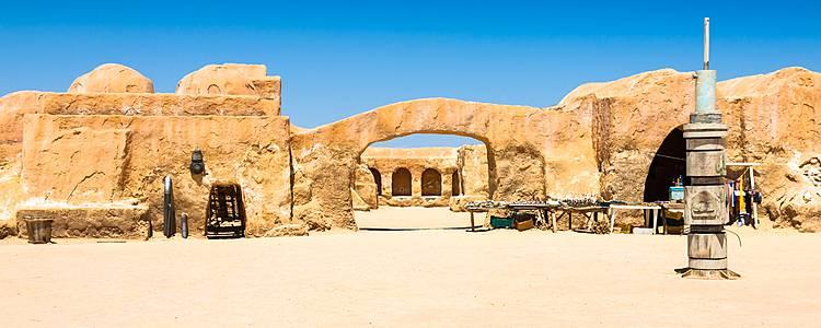 Circuito Star Wars, a la búsqueda de Tatooine y Skywalker