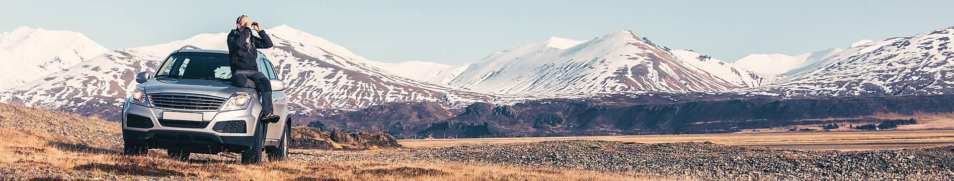 Rutas en coche por Islandia