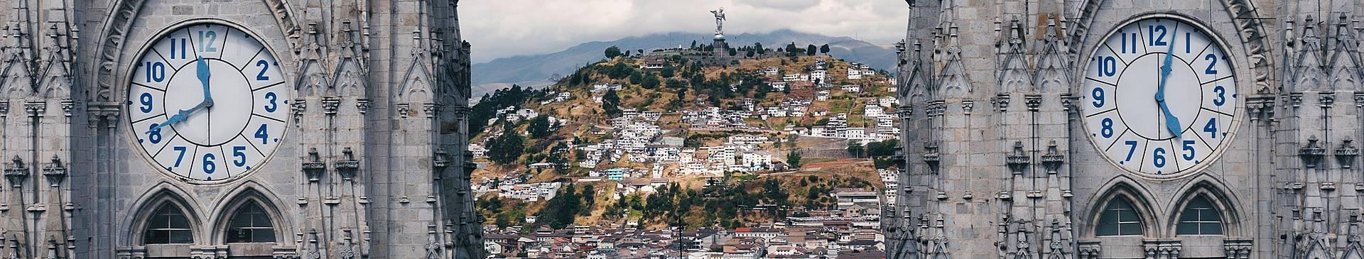 Eine Woche nach Ecuador