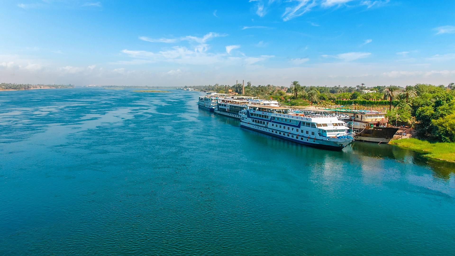 Viaje Nefertari : 2 noches Cairo y 3 noches Crucero