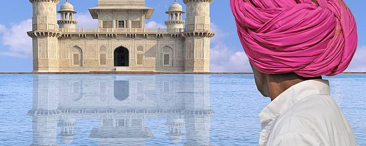 Luxuriöse Kompaktreise ins Land der Farben